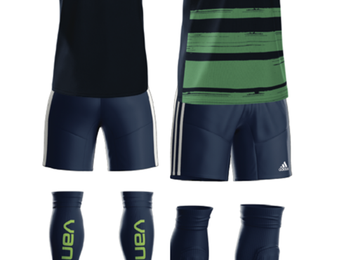 New Uniforms for 2021-22 season!