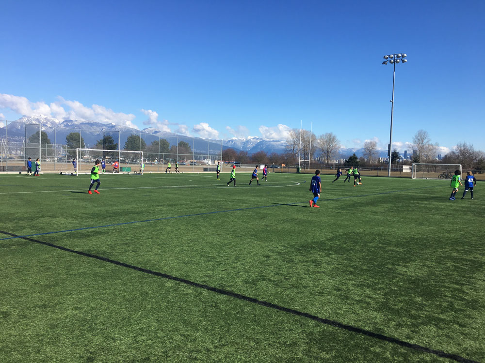 Field Locations Vancouver United Football Club