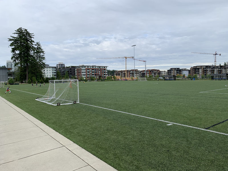 University Hill Secondary Turf