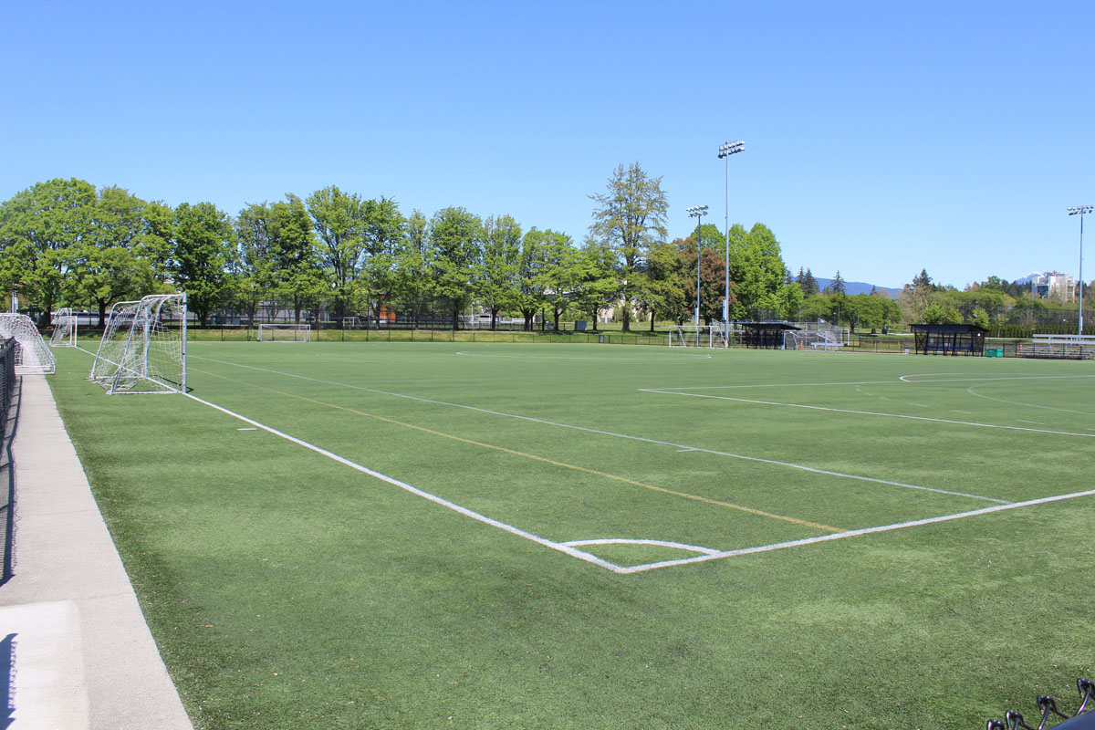 UBC Warren Turf