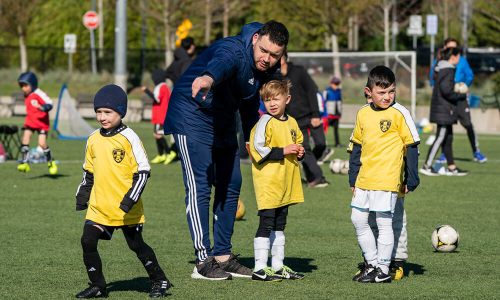 U9 to U10 First Kick Programs